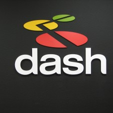 Dash dimensional sign