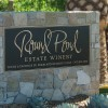 Round Pond Estate Winery Monument Sign