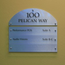 example of directory sign