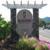 Blackstone Winery Monument Sign