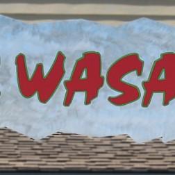 Tex Wasabi Sign